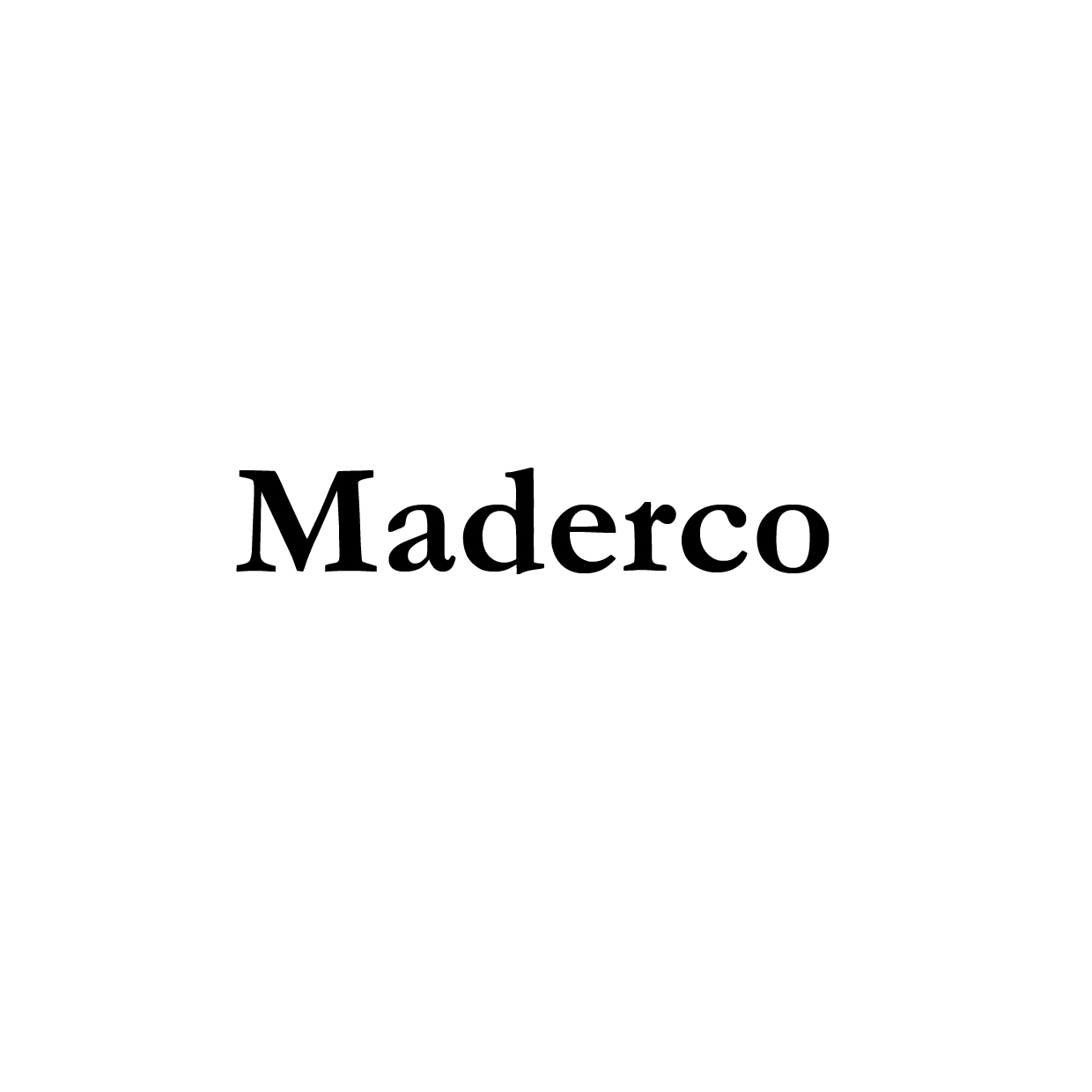 Maderco
