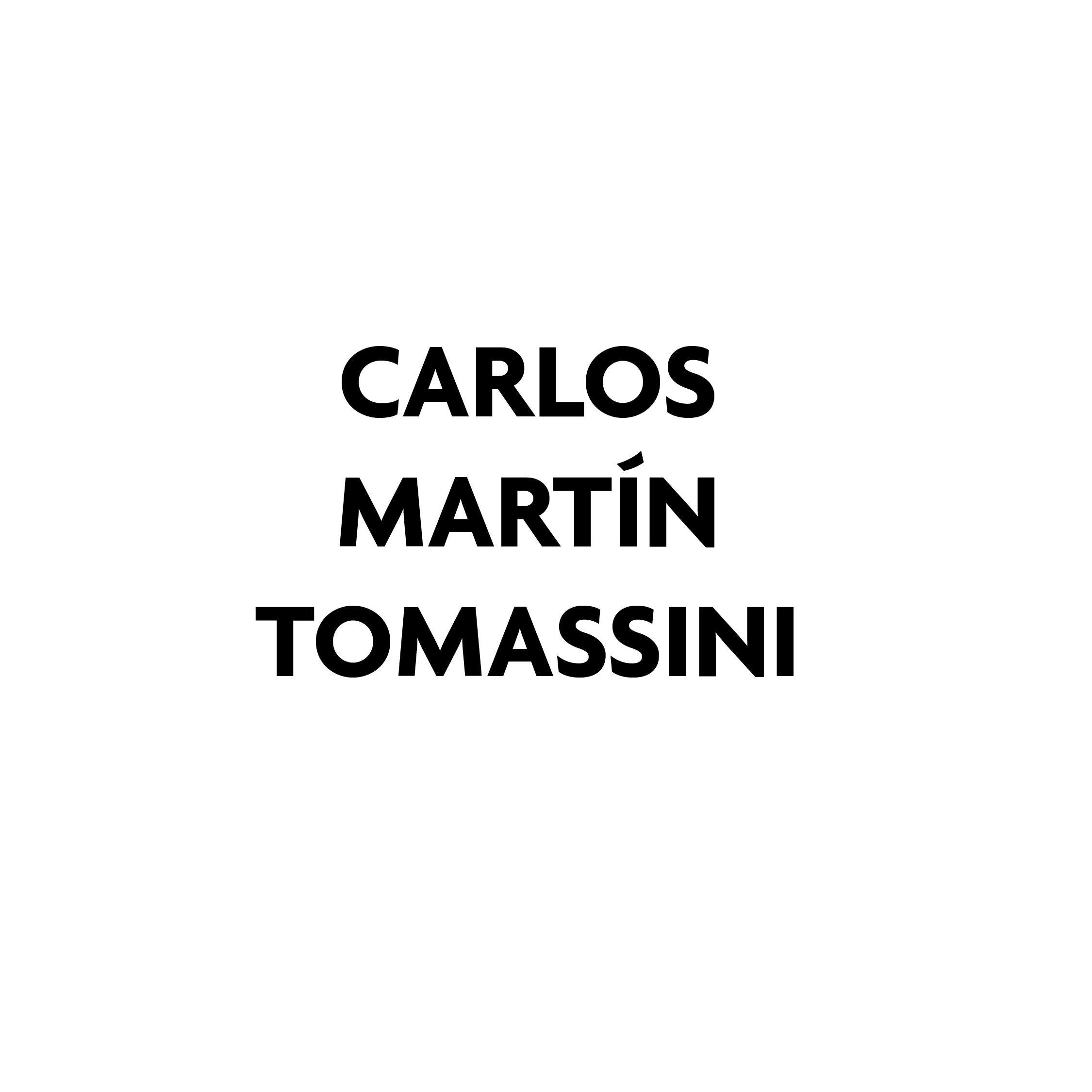 Carlos Martín Tomassini
