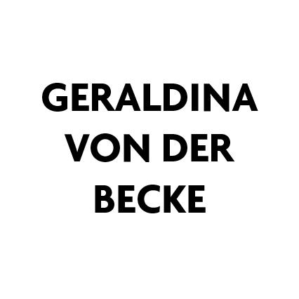 Geraldina Von Der Becke